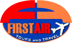 First Air Tours & Travel Logo