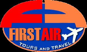 First Air Tours & Travel Logo