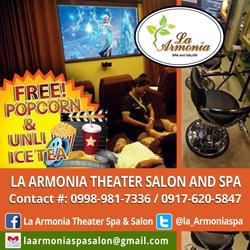 La Armonia Theater Spa & Salon