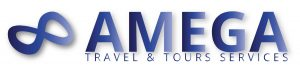 Amega Travel and Tours Logo