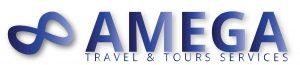 Amega Travel and Tours Logo