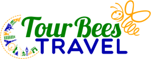 Tour Bees Travel Logo