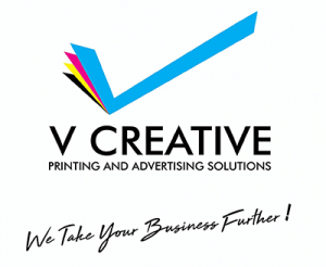 V Creative Ads Logo