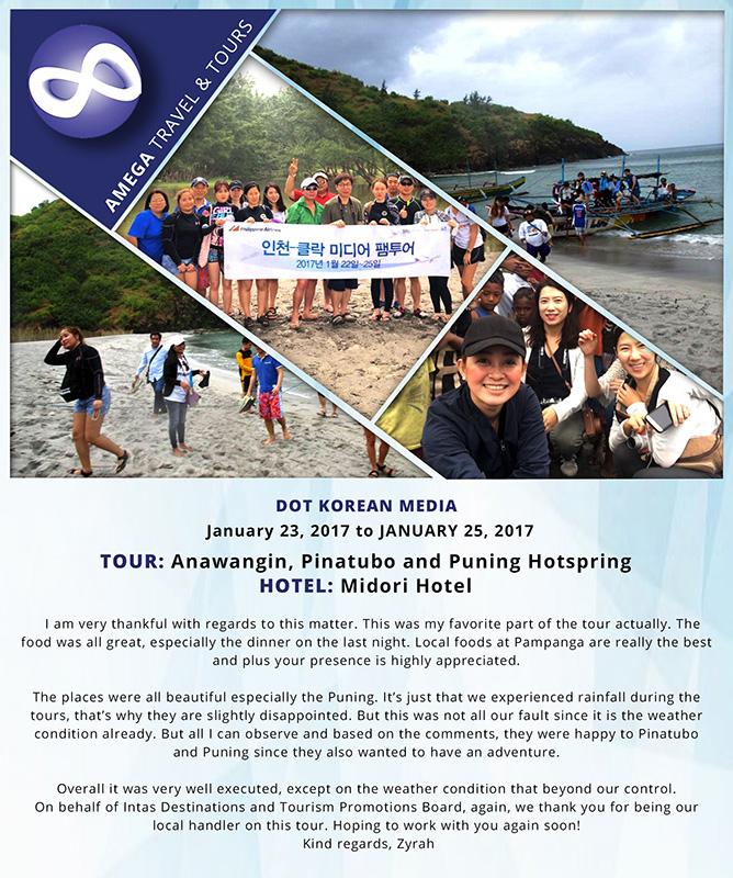 Amega Travel And Tours Services Angeles Pampanga