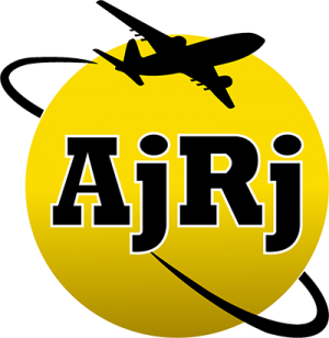 AjRj Travel and Tours Logo