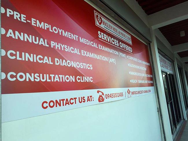 Boglem Medlab Prime Clinic Inc  - Pampanga Directory