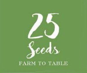 25 Seeds Logo