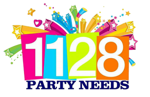 1128 party needs logo