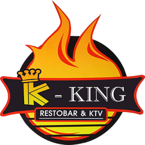 K-King Resto Bar and KTV Logo