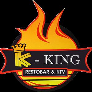 K-King Resto Bar and KTV Logo