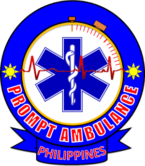 Prompt Ambulance Logo