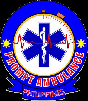 Prompt Ambulance Logo