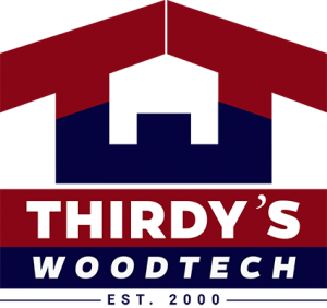 Thirdy's Woodtech Logo