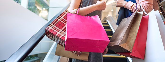 mother's day, shop around the city