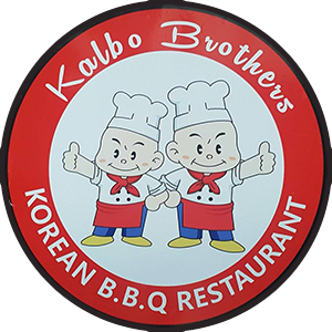 Kalbo Brothers Korean BBQ Restaurant Logo