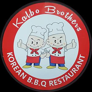 Kalbo Brothers Korean BBQ Restaurant Logo