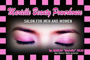 Marielle Beauty Powerhouse Salon Logo