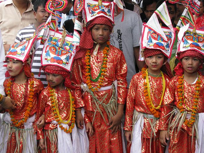 Nepal: Gai Jatra