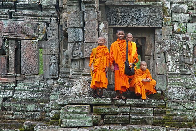 Cambodia: Pchum Ben