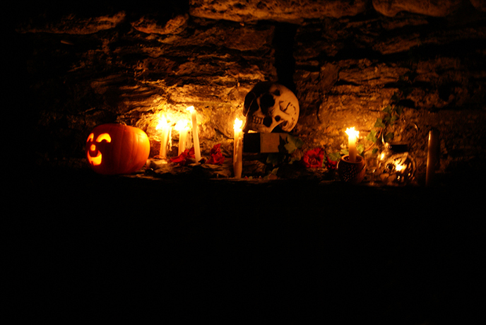 Scotland and Ireland Samhain