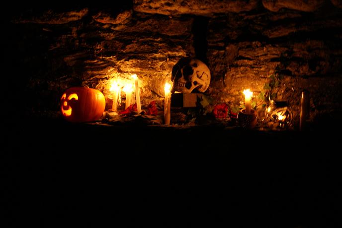 Scotland and Ireland Samhain