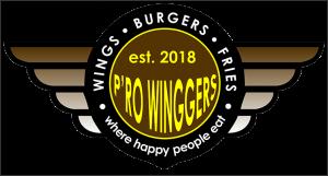 P'ro Winggers Logo