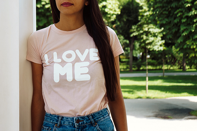 Yes to Self-Love