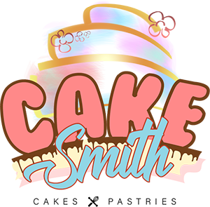 Cakesmith Pastries Shop Logo
