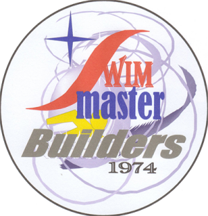 Swim Master Builders Logo