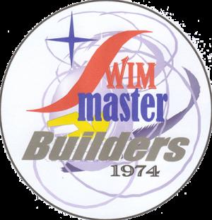 Swim Master Builders Logo