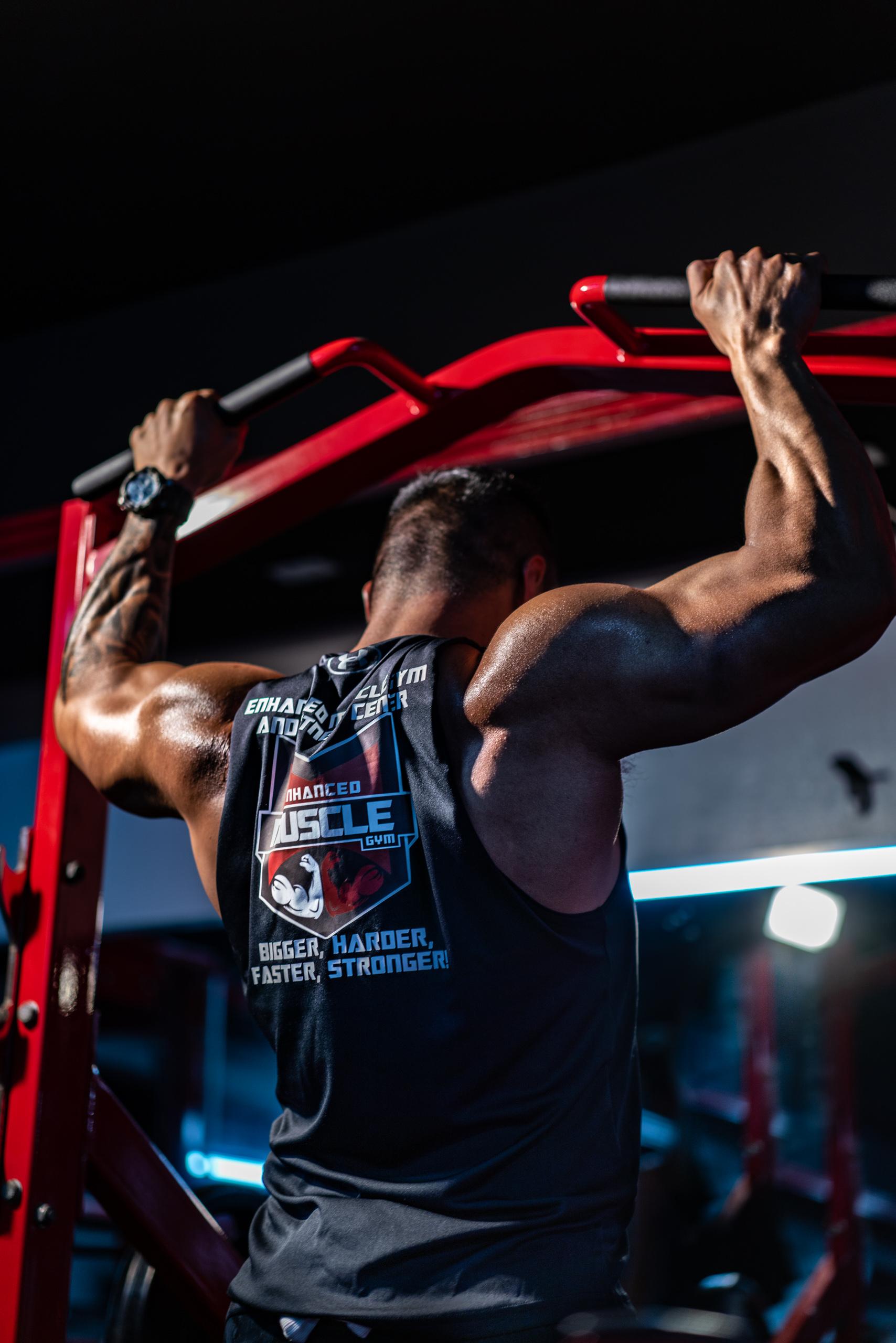 Enhanced Muscle Gym - Pampanga Directory