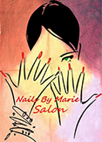 Nails by Marie Salon Logo