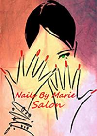 Nails by Marie Salon Logo