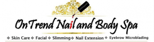 On-Trend Nail and Body Spa Logo