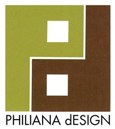 Philiana dESIGN logo