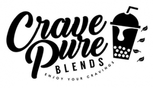Crave Pure Blends Logo