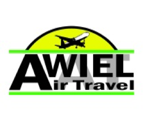 Awiel Air Travel Logo