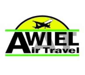 Awiel Air Travel Logo