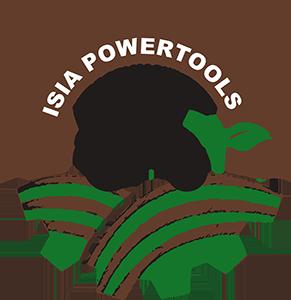 ISIA Powertools and Agri-Machineries Logo